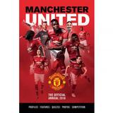 Manchester United Fc Man Utd Official Club Annual 2018