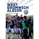 West Bromwich Albion Fc Brom Official Club Annual 2018
