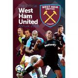 West Ham Fc Official Club Annual 2018