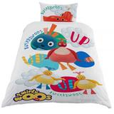 Twirly Woos Junior Duvet Quilt Cover Set 150cm x 120cm