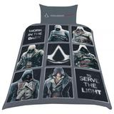 Assassins Creed Single Duvet Set Quilt Cover Kit