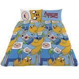 Adventure Time Double Duvet Quilt Cover Bedding Set