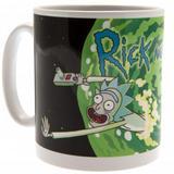 Rick And Morty Ceramic Coffee Tea Mug Official