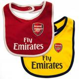 Arsenal Fc 2 Pack Bibs DR