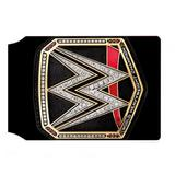 WWE Travel Card Holder Title Belt Wrestling