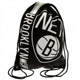 Brooklyn Nets NBA Basketball Gym Bag CL