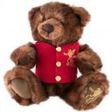 Liverpool Fc 125 Anniversary Bear Cuddly Soft Toy