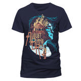 August Burns Red Mens T-Shirt Top Licensed Merchandise Housefire XXL