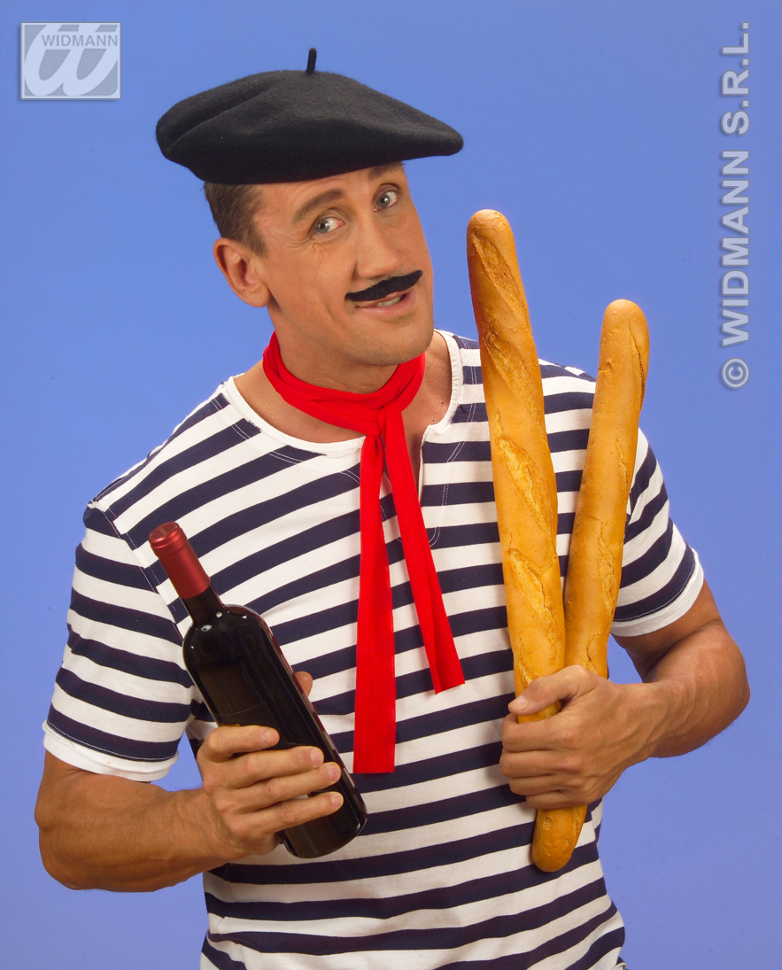 typical french man