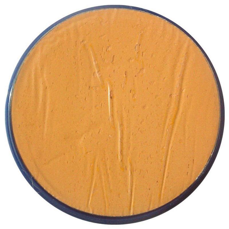 Makeup 18Ml Ochre Yellow Fancy Dress Face Paint Tub Set