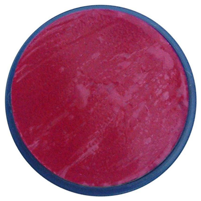 Makeup 18Ml Burgundy Fancy Dress Face Paint Tub Set