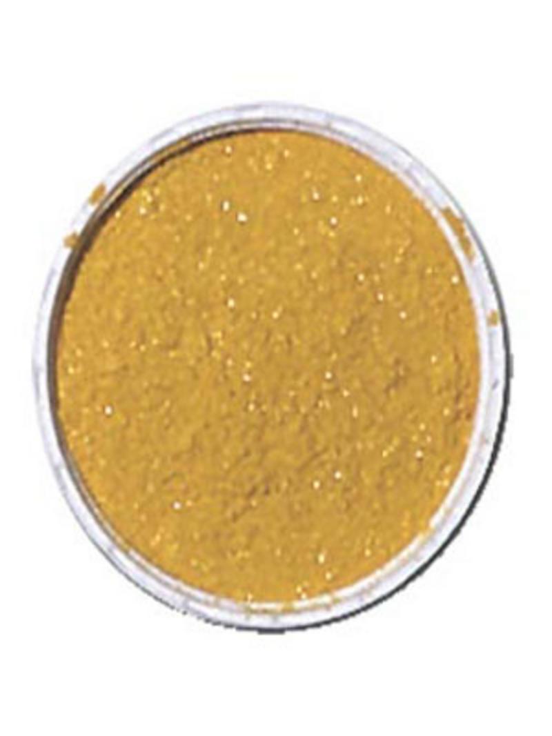 Irridescent Powder Yellow 12Ml Face Paint Make Up Fancy Dress
