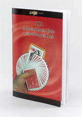 101 Trick With A Svengali Deck Of Cards Magic Trick Magicians Book Guide