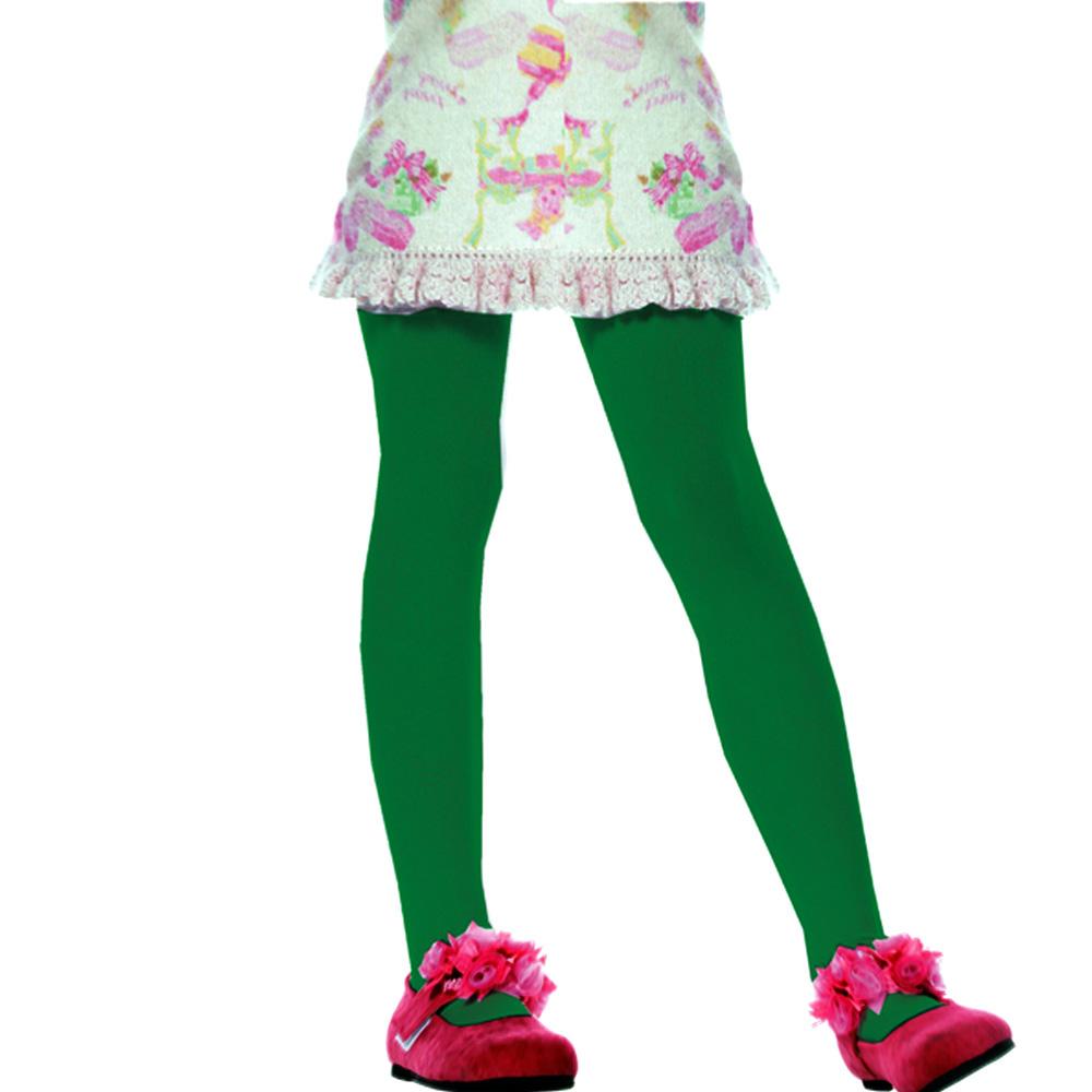 3b19dbbc129e2 Sentinel Green Tights Childrens Size Medium 7-10 Years Peter Pan Halloween  Fancy Dress