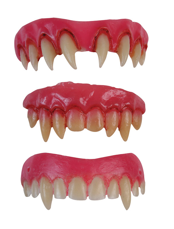 Dracula dental veneers Halloween Fancy Dress Vampire Teeth