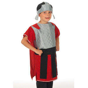 Childrens Roman General Fancy Dress Costume Romans Outfit 140Cm 8-10 Years