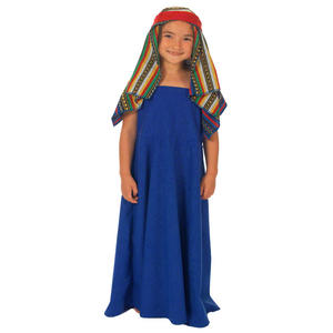 Childrens Roman Lady Fancy Dress Costume Regal Romans Outfit 140Cm 8-10 Years