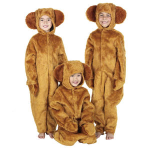 Childrens Honey Bear Fancy Dress Costume Pooh Bear Outfit 140Cm 8-10 Years