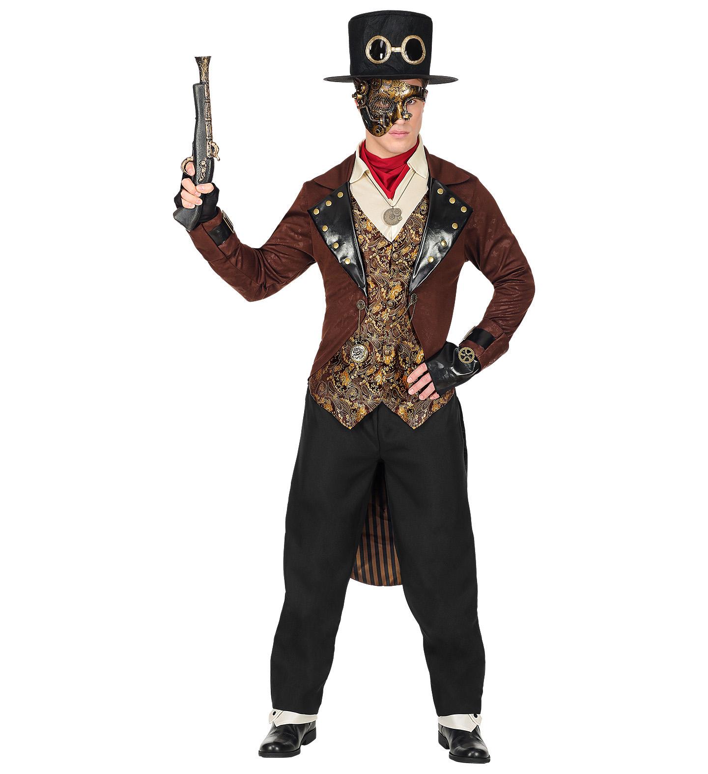 Steam Punk Adult Costume Steampunk