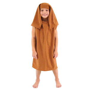 Childrens Joseph Fancy Dress Costume School Christmas Nativity Size 3-9 Years