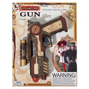 Steampunk Gun - Victorian Johnny Rotten Fancy Dress Accessory