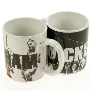 Englad Rugby Mug Reads 'Twickenham' England Rugby Suuporters Gift