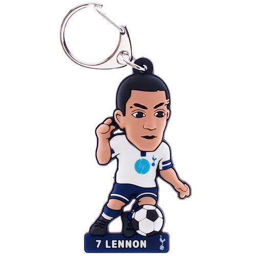 Tottenham Hotspur Fc Pvc Keyring Football Player Aaron Lennon Spurs Tottenham Hotspur Retail Zone