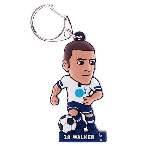 Tottenham Hotspur Fc Pvc Keyring Football Player Kyle Walker Spurs Tottenham Hotspur Retail Zone