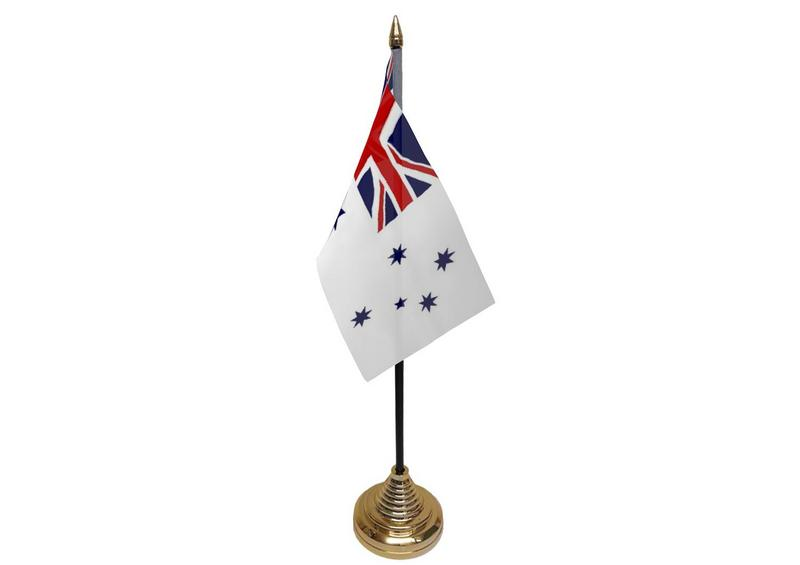 Australian Navy Ensign Hand Table or Waving Flag