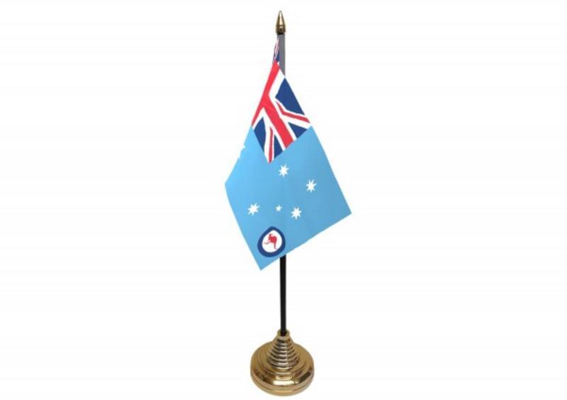 Australian RAAF Ensign Hand Table or Waving Flag