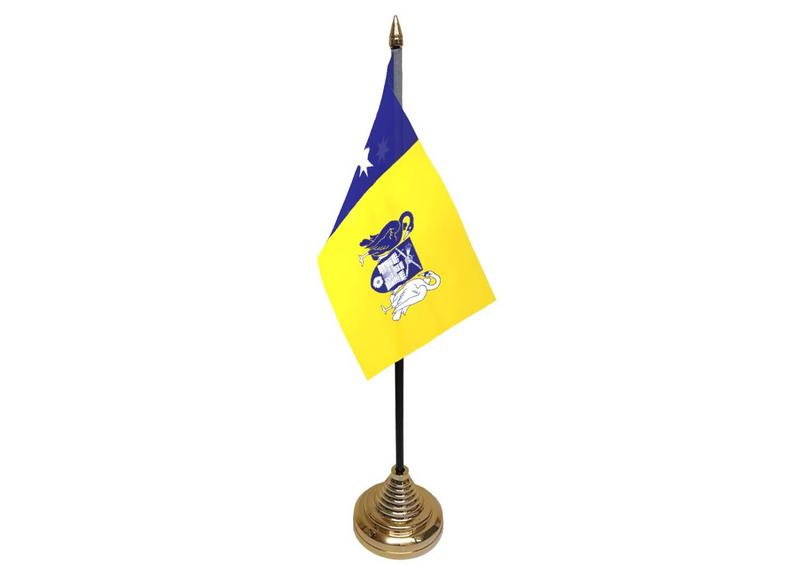 Capital Territory Hand Table or Waving Flag