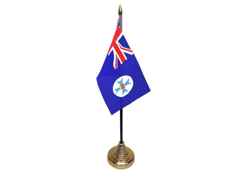 Queensland Hand Table or Waving Flag