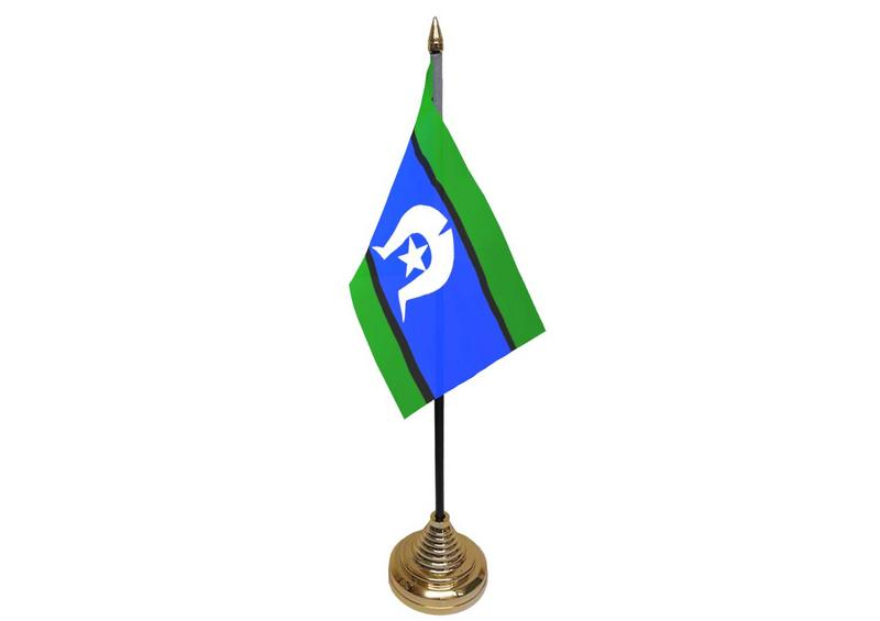 Torres Strait Island Hand Table or Waving Flag