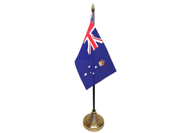 Victoria Hand Table or Waving Flag