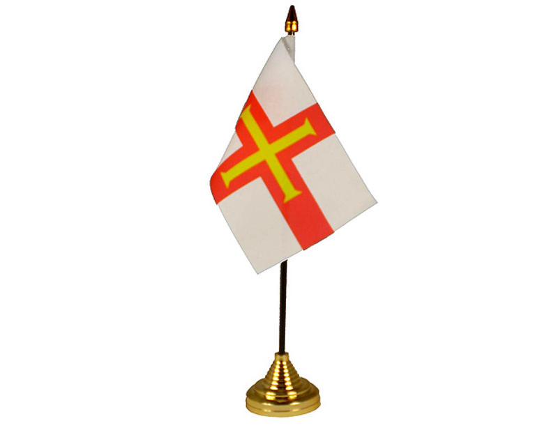 Guernsey Hand Table or Waving Flag
