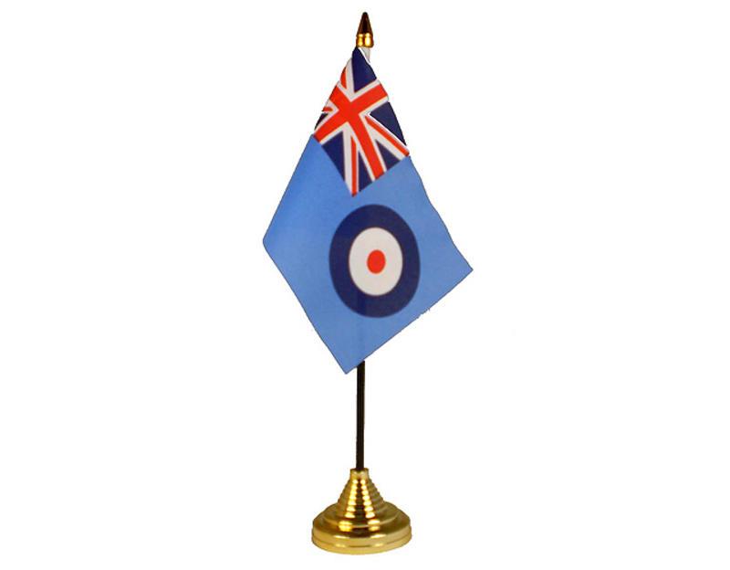 RAF Ensign Hand Table or Waving Flag Royal Air Force