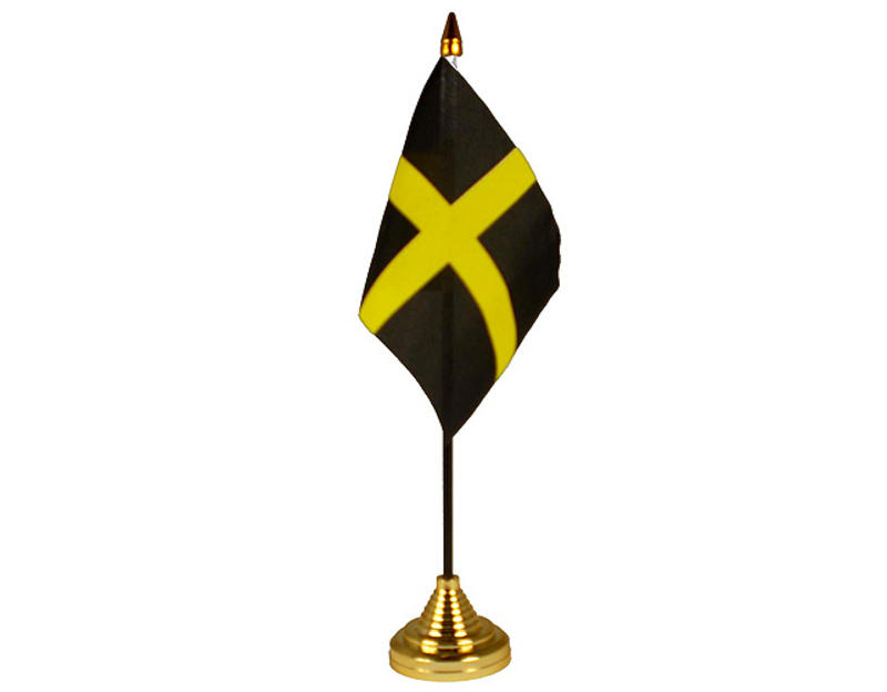St Davids Hand Table or Waving Flag Welsh Wales