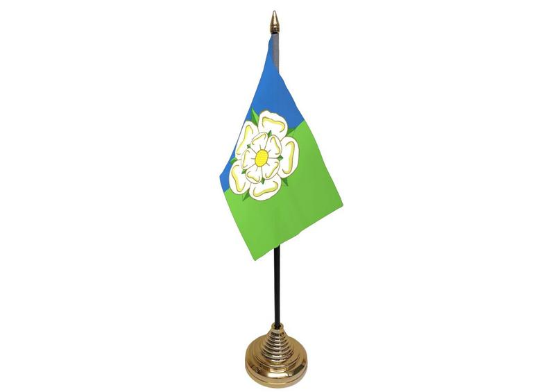 East Riding of Yorkshire Hand Table or Waving Flag English County
