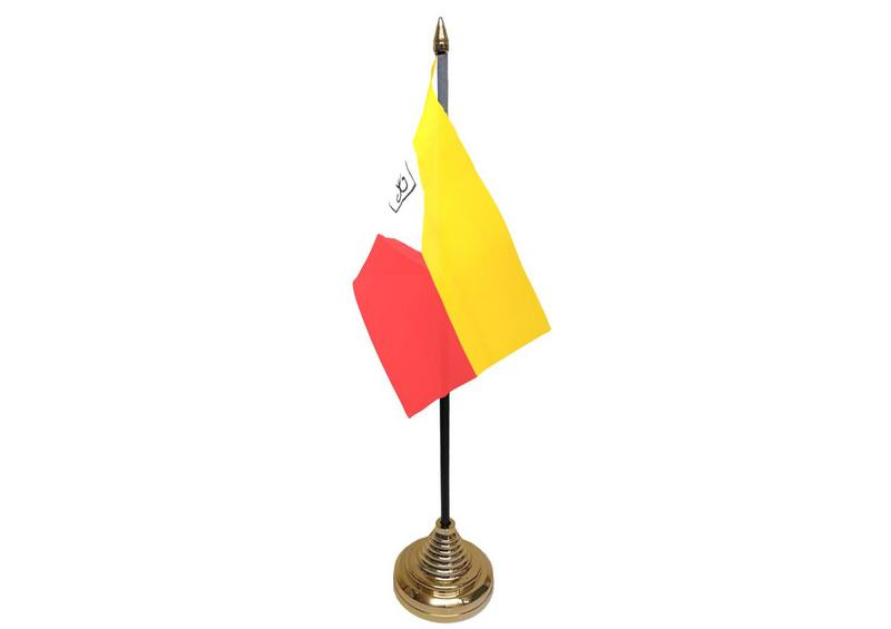 Marquesas Islands Hand Table or Waving Flag French France Region