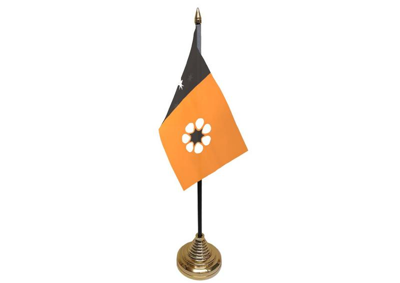 Northern Territory Hand Table or Waving Flag