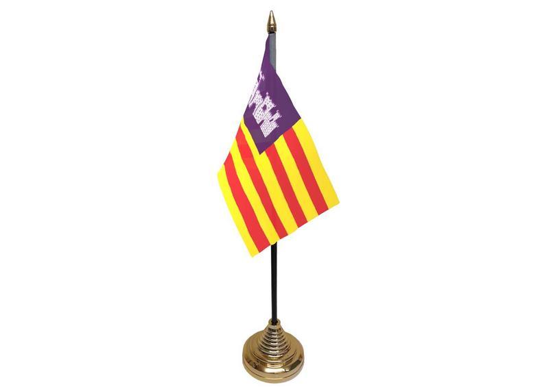 Balearic Islands Hand Table or Waving Flag