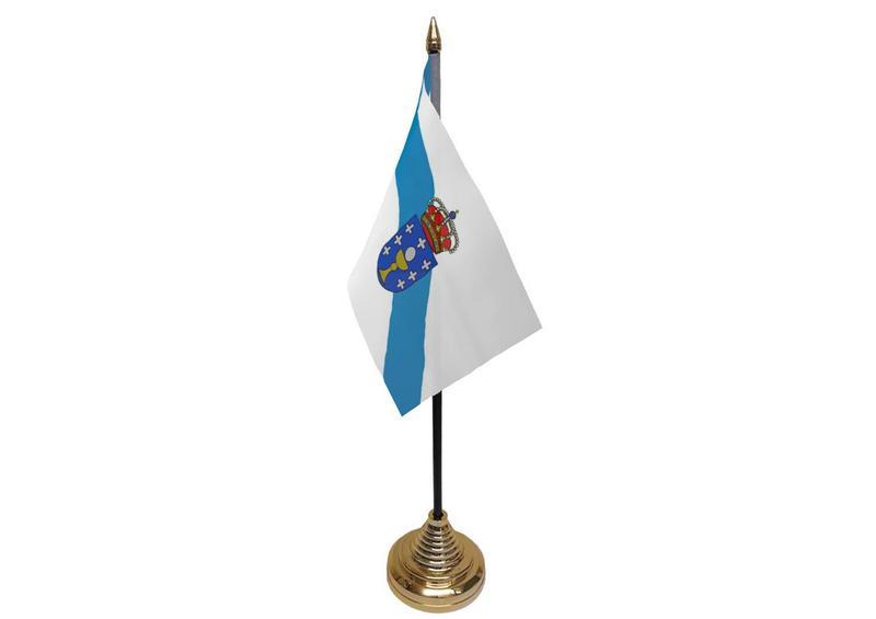 Galicia Hand Table or Waving Flag
