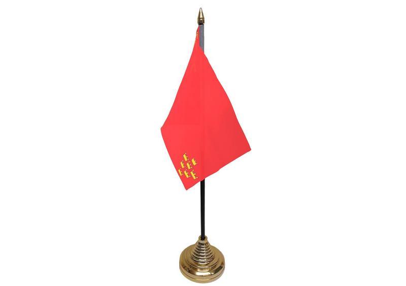 Murcia Hand Table or Waving Flag