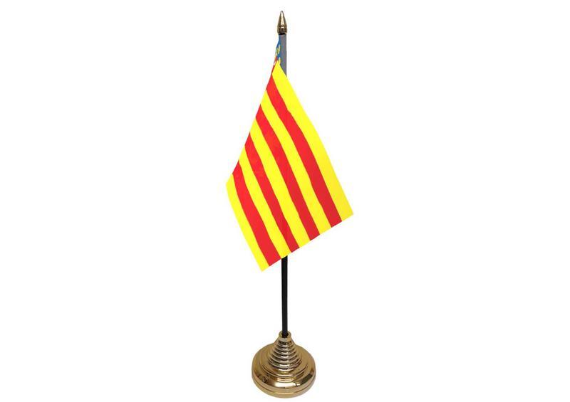 Valencia Hand Table or Waving Flag
