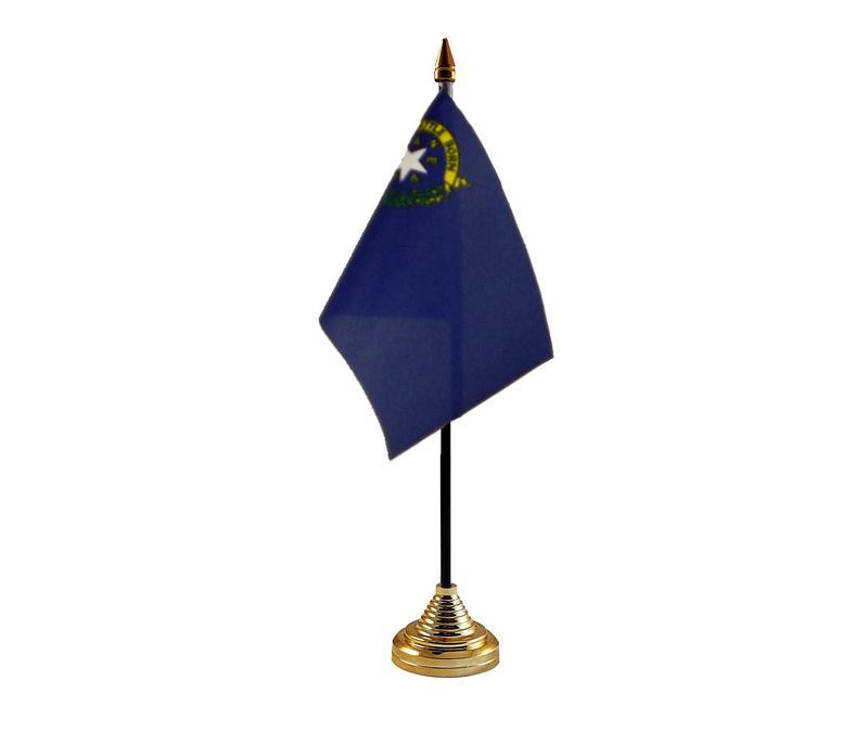 Nevada American State Hand Table or Waving Flag USA America