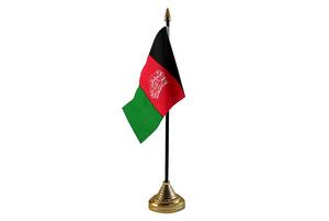 Afghanistan Hand Table or Waving Flag Country