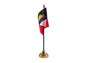 Antigua & Barbuda Hand Table or Waving Flag Country