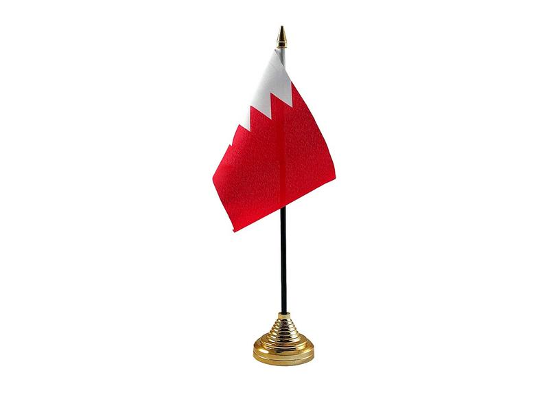 Bahrain Hand Table or Waving Flag Country