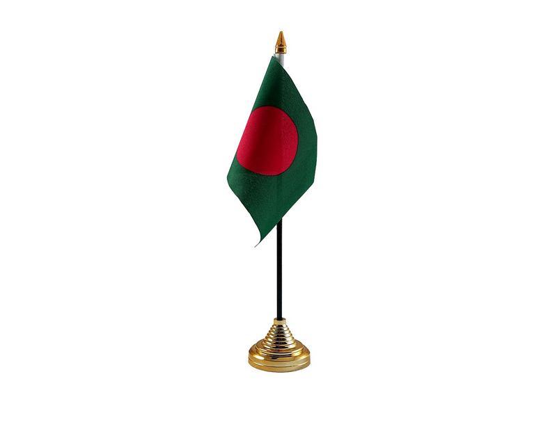 Bangladesh Hand Table or Waving Flag Country