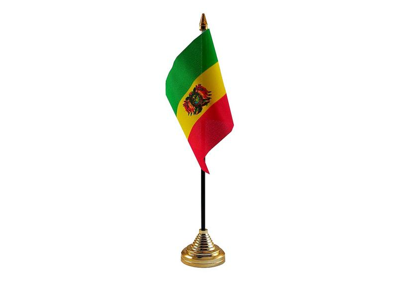 Bolivia Hand Table or Waving Flag Country Bolivian